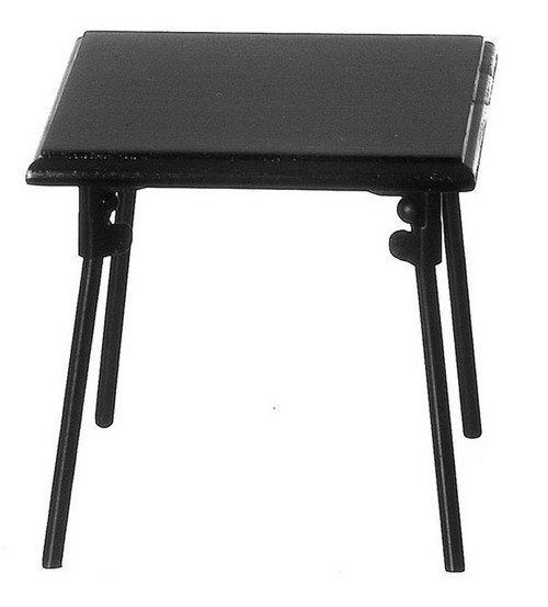 Folding Table - Black