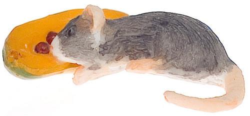 Mouse Eating Papaya