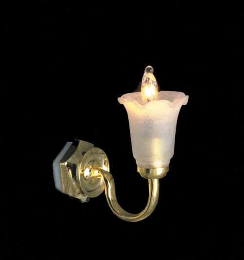 Tulip Wall Sconce - Canted