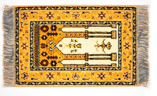Mohamed Rug - Yellow
