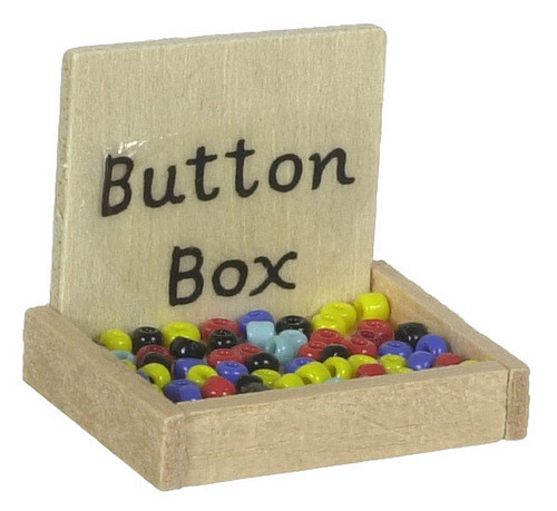 Button Box with Buttons