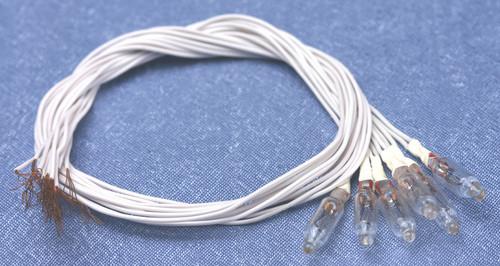 12 Volt Flame Bulb/Wire Set