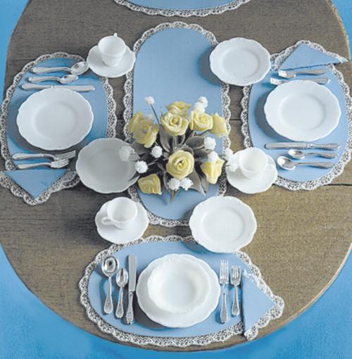 Dinner and Silverware Kit