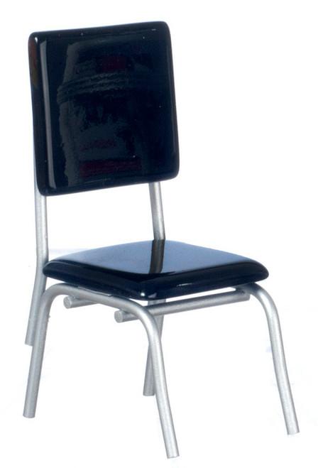 1950's Black Chair