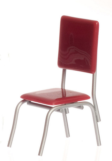 1950's Red Chair