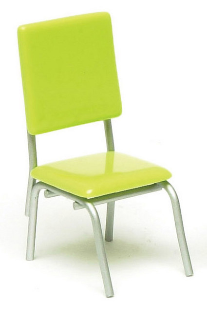 1950's Style Chair - Green