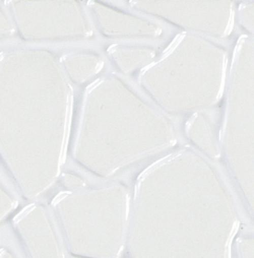 Flagstone Tile - White