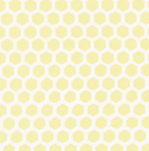 Yellow Small - Hexagon Tile