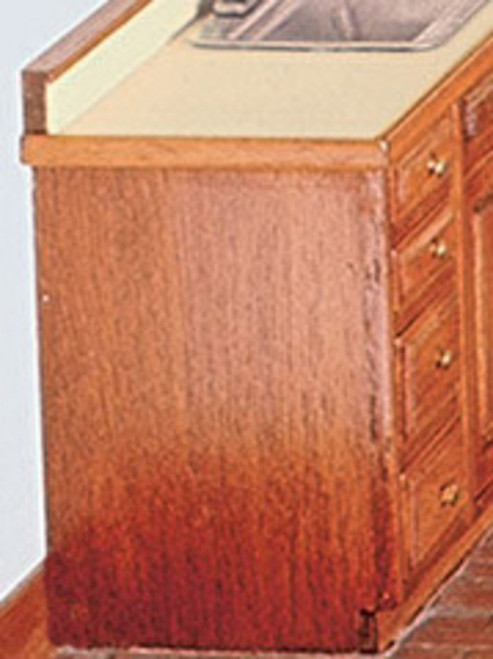 Base Cabinet with 4 Drawers - Unassembled
