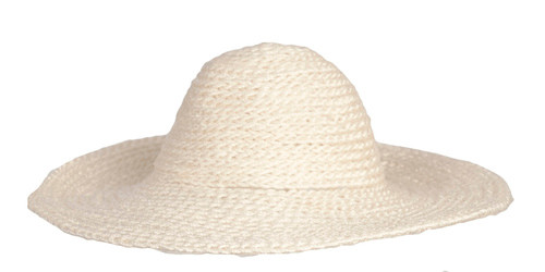 Lady's Hat - Large and Beige