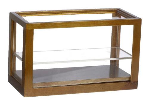 Small Display Case - Walnut