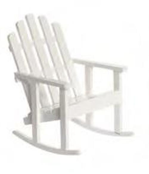 Adirondack Roceker - White