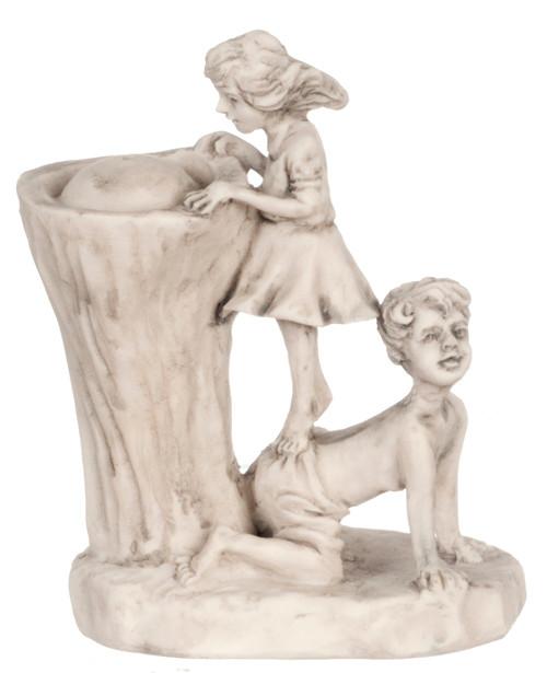Dollhouse City - Dollhouse Miniatures Drinking Fountain - Gray