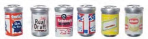 Beer Cans Set