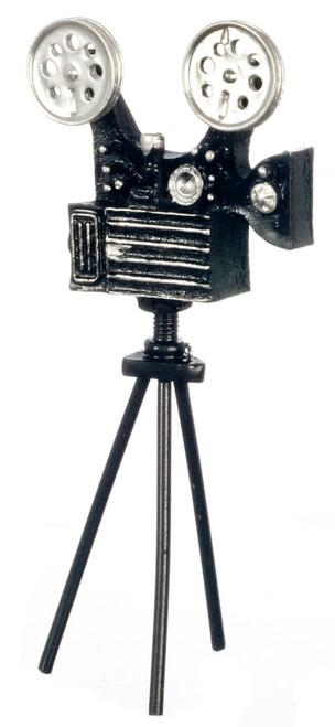 Antique Movie Camera