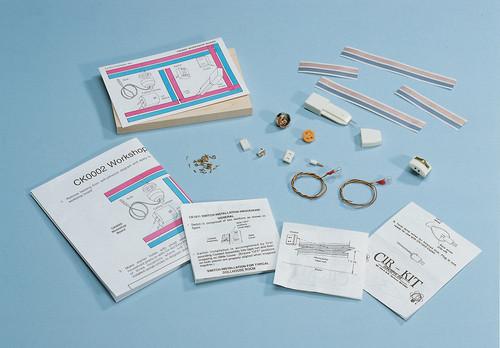 Dollhouse City - Dollhouse Miniatures Cir-Kit WorkShop Kit