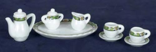 Tea Set - Blue