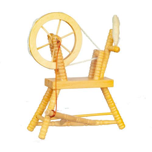 Spining Wheel - Oak