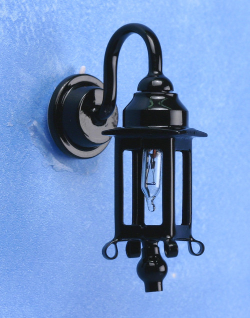 Black Coach Wall Lamp