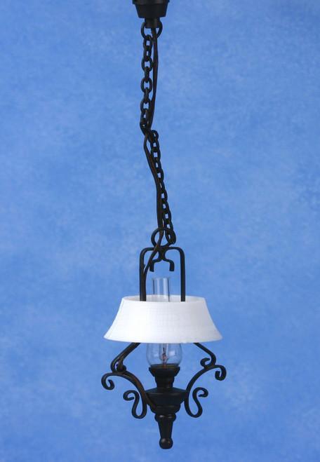 Ornate Hanging Kitchen Lamp