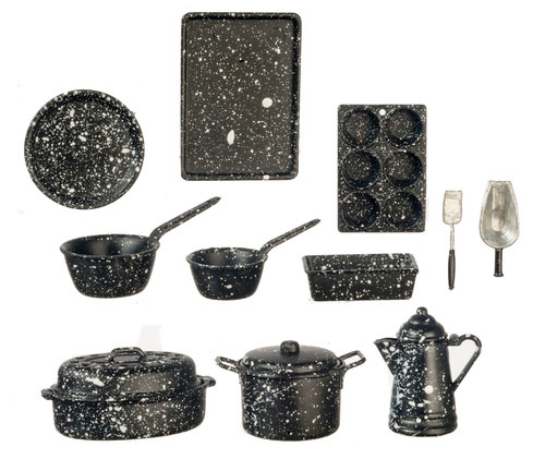 Spatterware Set