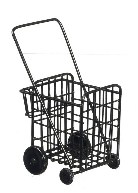 Grocery Cart - Black