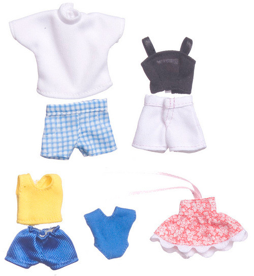 Summer Clothing - Outfits