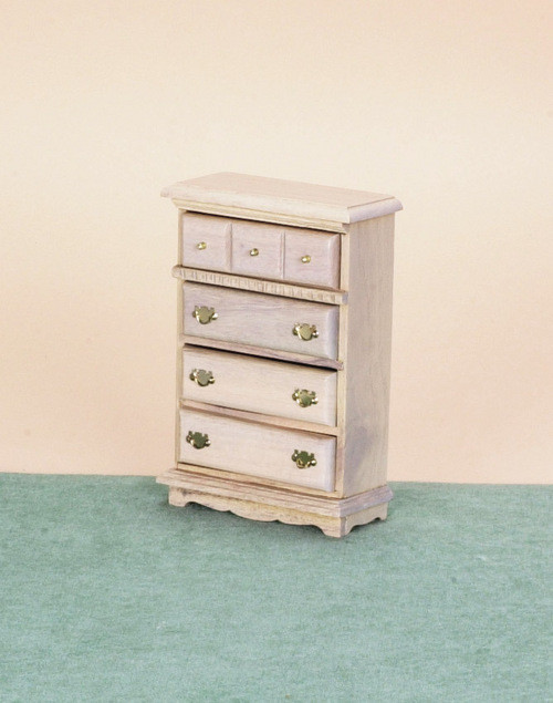 Cabinet with Shelves - White and Cabinet