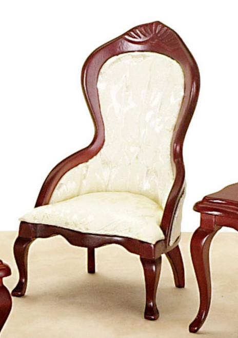 Victorian Ladies Chair - White