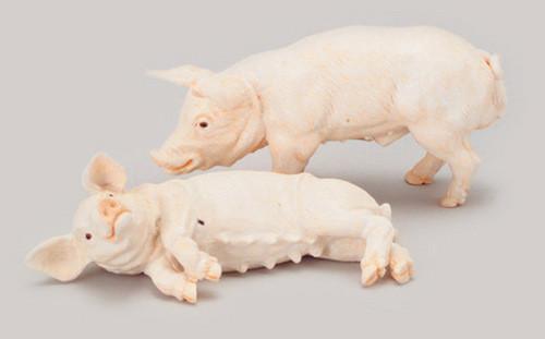 Dollhouse City - Dollhouse Miniatures Pigs Set