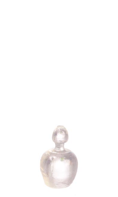 Dollhouse City - Dollhouse Miniatures Bottles - Clear