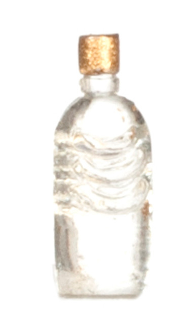 Dollhouse City - Dollhouse Miniatures Perfume Set - Clear
