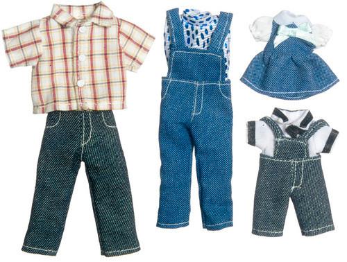 Denim Outfits Set
