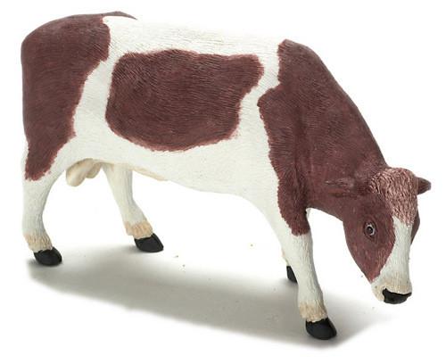 Dollhouse City - Dollhouse Miniatures Bull - Brown
