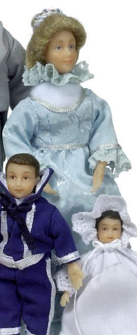 Anne Clark Victorian Girl