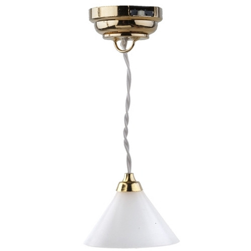 LED Modern Hanging Lamp - Cone Shade
