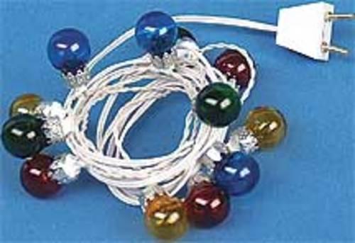 12-Bulb Color Christmas Lights