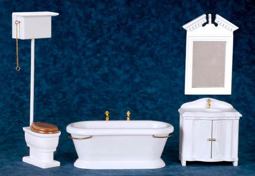 Old Fashioned Bath Set
