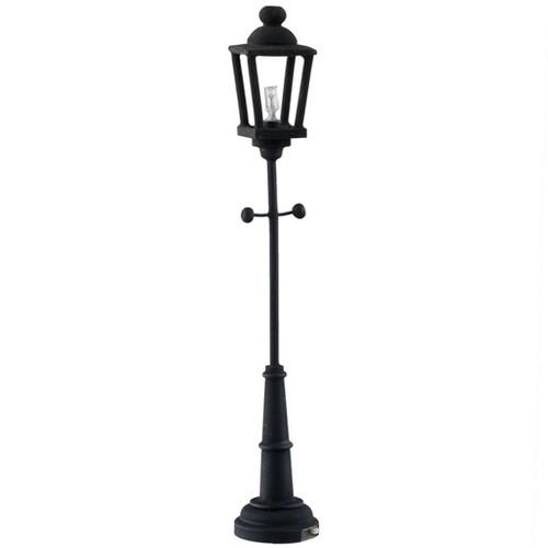 LED Black Yard Lamp