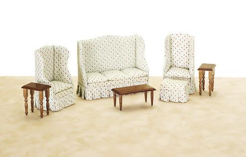 Living Room Set - Print
