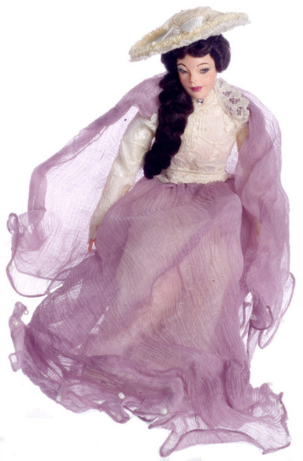 Sarah - Purple