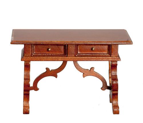 Spanish Late Renaissance Writing Table - Walnut