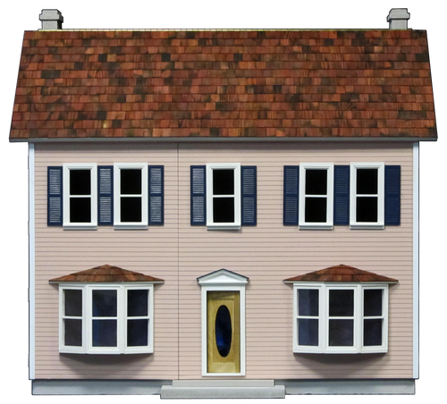 Bar Harbor Front Opening Dollhouse