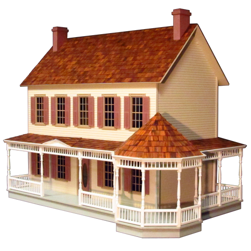 Dollhouse Gazebo Wraparound Kit