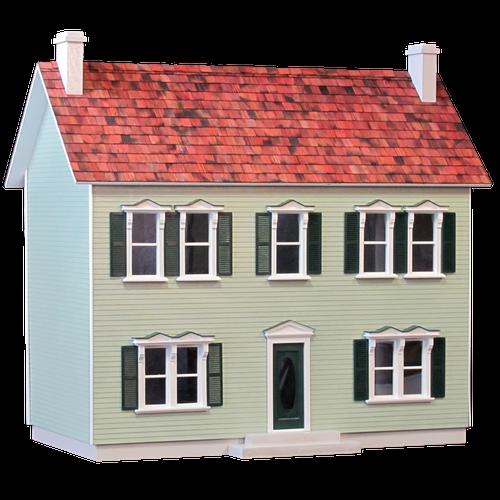 Charlotte's Manor Dollhouse Kit