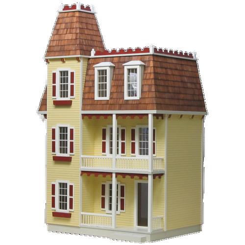 Alison Jr. Dollhouse Kit