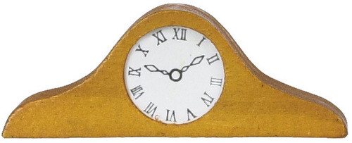 Clock - Mantle