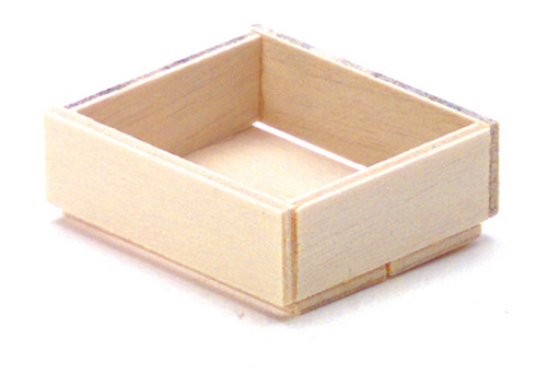 4 Slat Fruit Crate