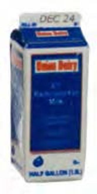 Half Gallon Milk Carton