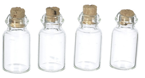 Glass Jars Empty